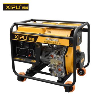 發電機/2.6KW/單相/電啟動  錫普