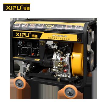 發電機/5KW/單相/三相/電啟動  錫普