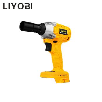 机头【充电式电动扳手 98F/3.0Ah(无刷) 双电 LIYOBI】