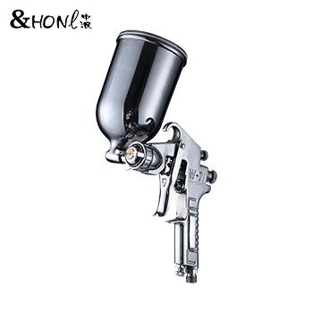 喷枪/喷漆枪/2.5mm/W-77-2G/重力式  中浪