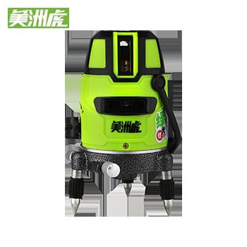 激光水平仪/A5系列 5线 绿光  美洲虎