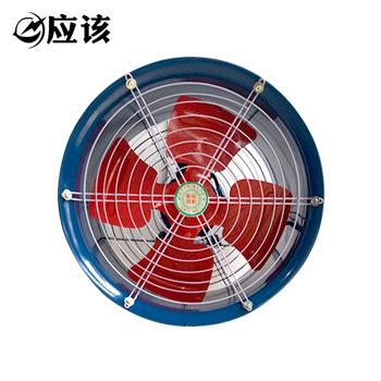 SF系列轴流风机/5#/管道式/0.75kw/三相  应该