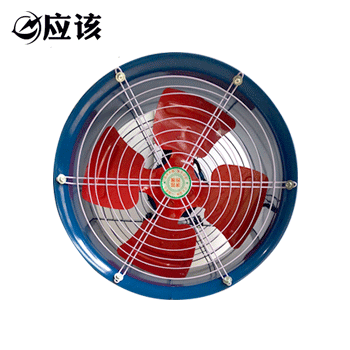 SF系列轴流风机/4#/管道式/0.55kw/三相  应该