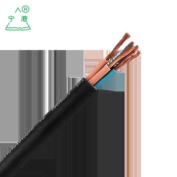橡套電源線/YZ-3*4+1*2.5  寧港