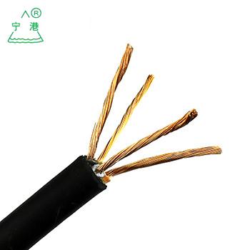 橡套电源线/YZ-3*2.5+1*1.5  宁港