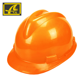 安全帽/V型 橙色  飞迅