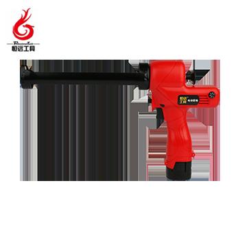 锂电单管玻璃胶枪/HY-BL/250mm/16.8V/4.0ah/双电  恒远工具