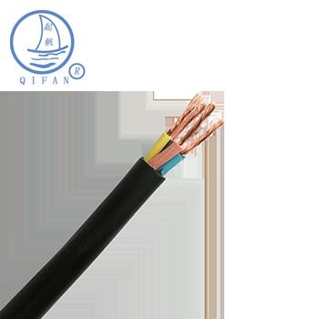 橡套电源线/YZ-3*1.5+1*1.0  起帆