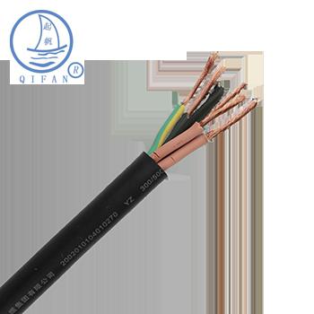 橡套电源线/YZ-3*2.5+2*1.5  起帆