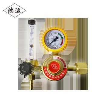 二氧化碳电加热减压气表/鸿运