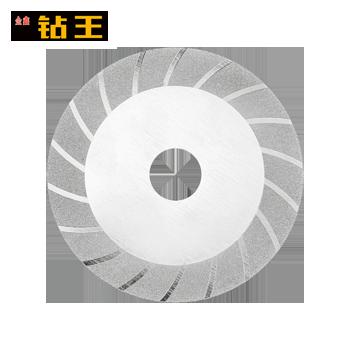 电镀片/瓷砖切磨片/花纹片/100*20  金鑫钻王