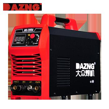 逆变手工焊机WS-200A/MOS管/手工氩弧两用  DAZNG