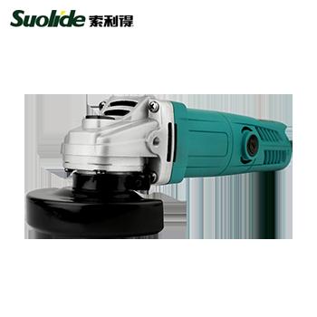 角向角磨机/SOLID-100/100mm/800W/后置开关  索利得
