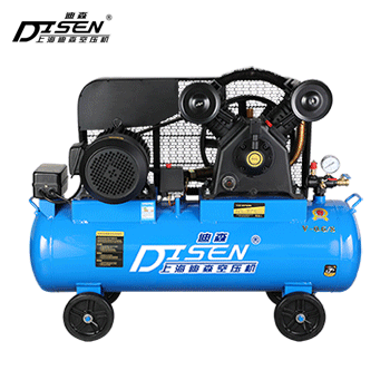 皮带空压机/0.6/8 4000W/220v/美洲豹出品【工厂现货直发】