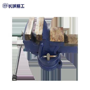 209006重型活动带砧台虎钳-150mm(6