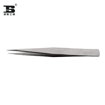 BS450905-高精度不锈钢镊子-尖头