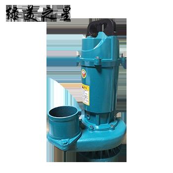 4寸小型潜水泵/QX50-7-2.2/380V   军普式  绿美之星