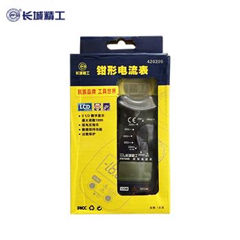 420205钳形电流表-600V