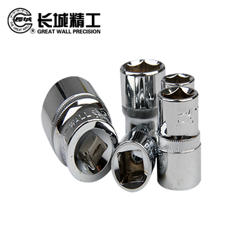 530015Cr-V12.5mm系列公制六角套筒-15mm