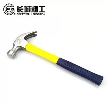 251011精抛纤维柄羊角锤-8oz