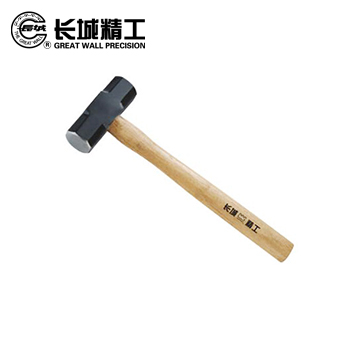254018(±)木柄八角锤-8LB