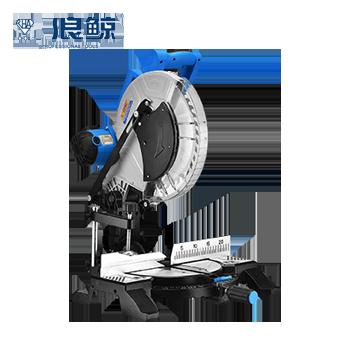 锯铝机/305mm/2200W/斜切/摆头