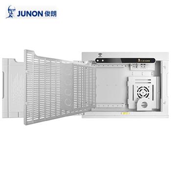 信息箱/MB20-7UH 多媒体箱7U豪华型空箱/V23多媒体布线箱  俊朗