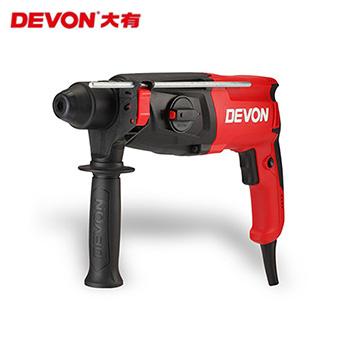电锤/1107-26DRE 26mm电锤 800W 调速 双功能  大有