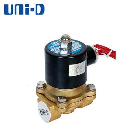标准流体阀/UW-15/DC24V(替代2W-15)/常闭  UNI-D