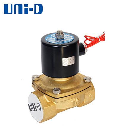 标准流体阀/UW-20/AC220V(替代2W-20)/常闭  UNI-D