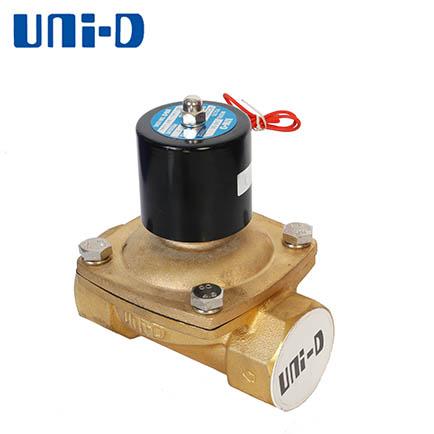 标准流体阀/UW-50/AC220V(替代2W-50)/常闭  UNI-D
