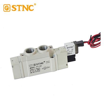 SY/FY电磁阀/FY-01/DC24V(替代SY5120-01)  索诺天工STNC