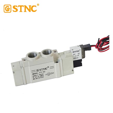 SY/FY电磁阀/FY-02/DC24V(替代SY7120-02)  索诺天工STNC
