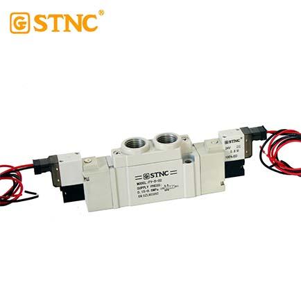 SY/FY电磁阀/FY-D-02/DC24V(替代SY7220-02)  索诺天工STNC