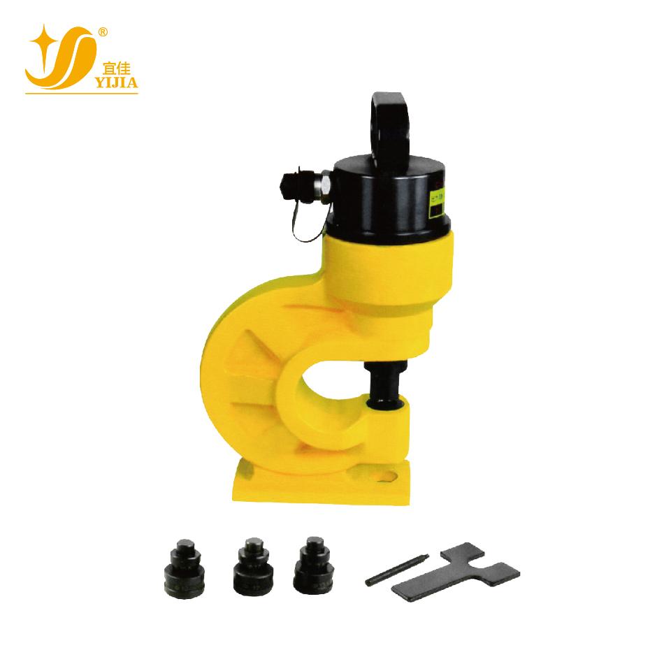 分体式液压冲孔工具/CH-60/木箱/不含泵  宜佳