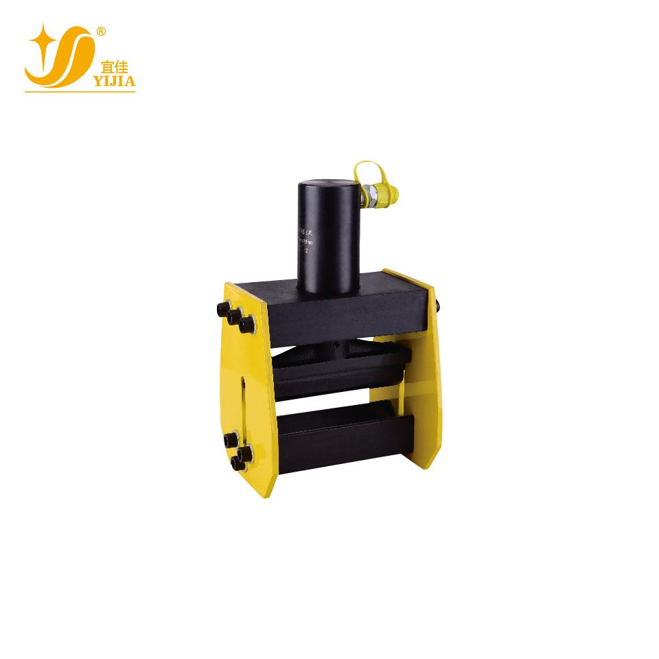 分体式液压弯排工具/CB-200A/木箱/不含泵  宜佳