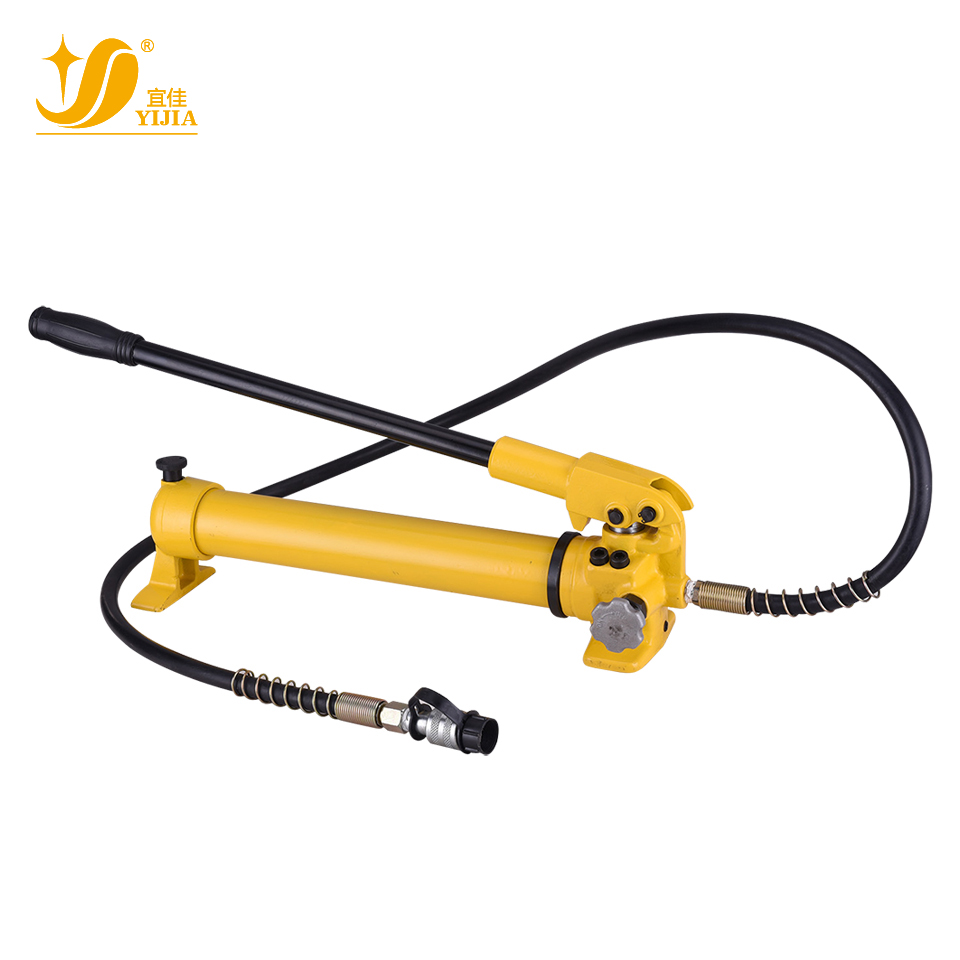 手动液压泵/CP-700/木箱  宜佳
