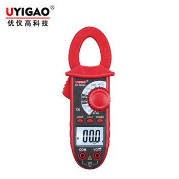 UA3268A数字钳形表(数字双开2A/600A带背光)  优仪高