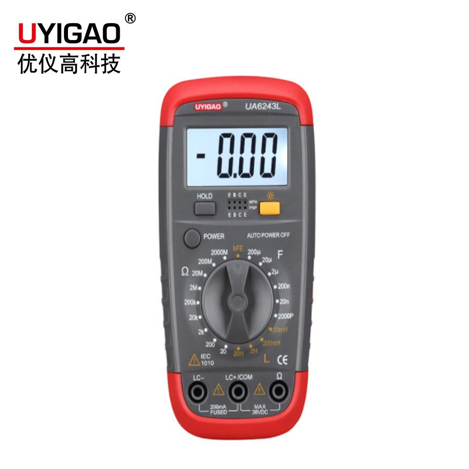 UA6243L电容电感表  优仪高