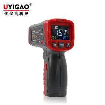 UA6830A红色LED数字显示红外线测温仪  优仪高