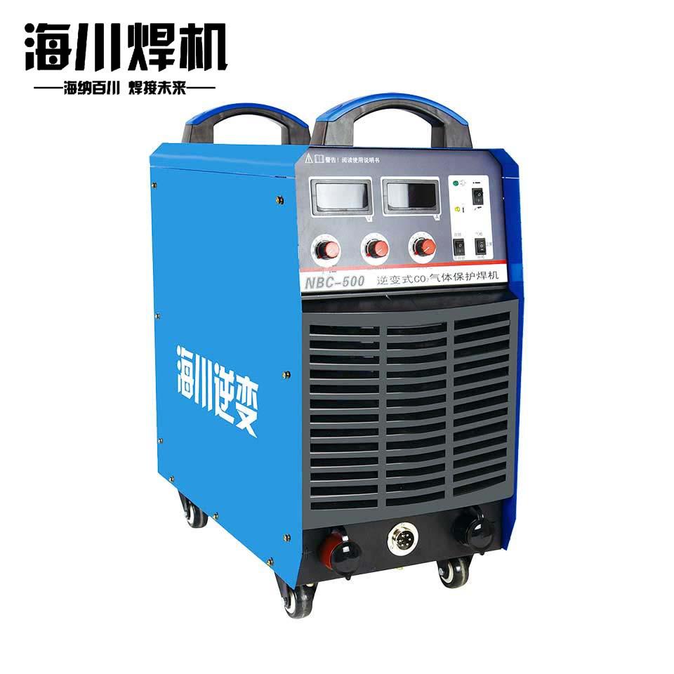 分体气保焊/NBC-500双模块/手工两用/380V/IGBT