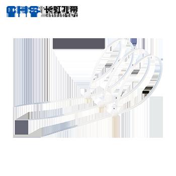 塑料扎带/ZD-SLT-10*500 白色 200根/包  长虹扎带