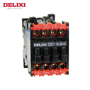 交流接触器/CDC1-16-30-01 380V  德力西