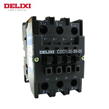 交流接触器/CDC1-25-30-10 220V  德力西