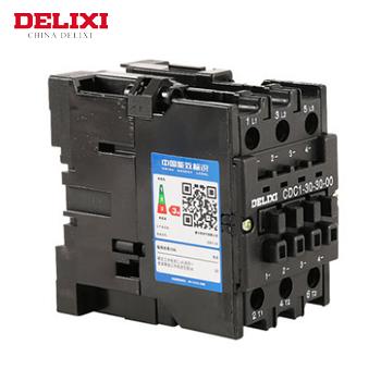 交流接触器/CDC1-30-30-00 220V  德力西