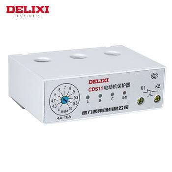 交流接触器/CDS11 8-20A 电动机保护器  德力西