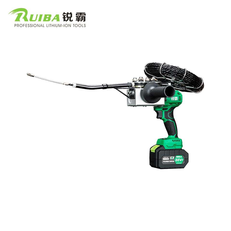 锂电穿线机/CX-8006/88F  RUIBA锐霸