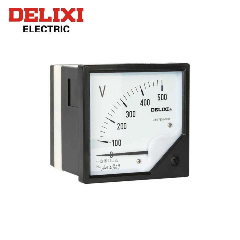 电压表/6L2-300/5  德力西