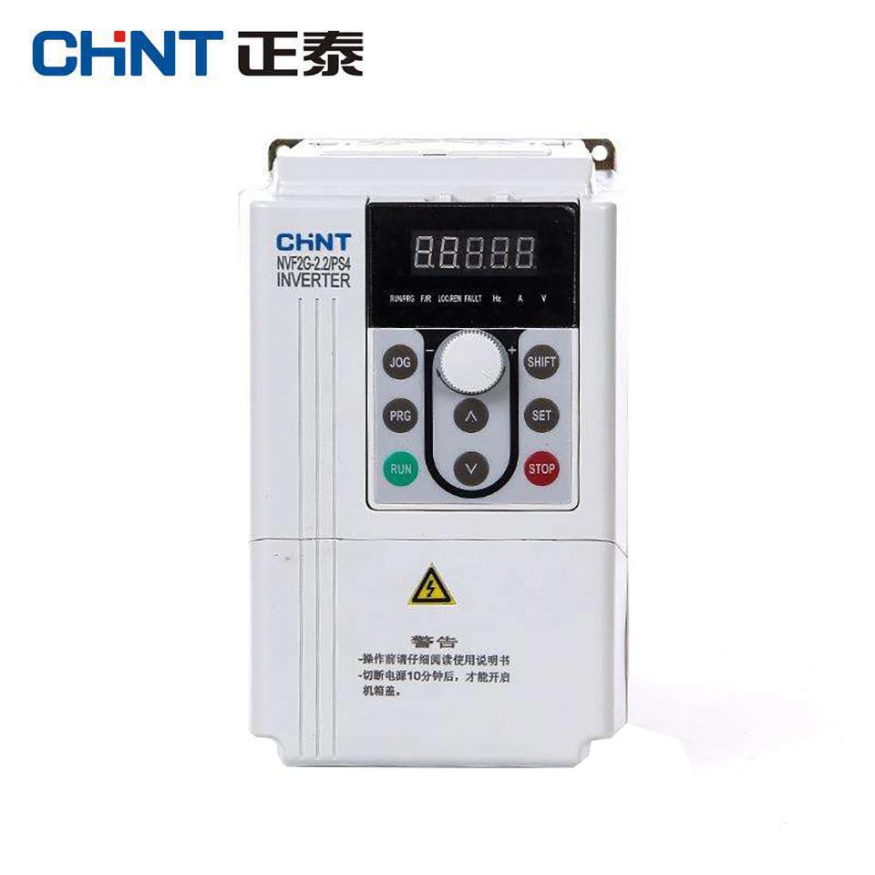 变频器/NVF2G-5.5/PS4  正泰