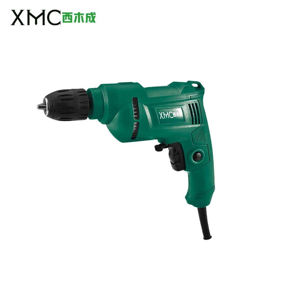 手电钻/XC6101X/600W/10mm/自锁/1件10台/西木成